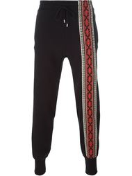 ethnic details knitwear pants Ports 1961