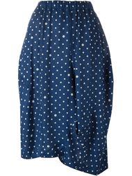 polka dot print midi skirt Comme Des Garçons Comme Des Garçons