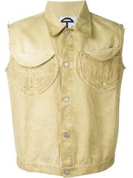 sleeveless denim jacket Telfar