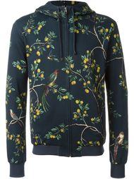 bird print hoodie Dolce & Gabbana