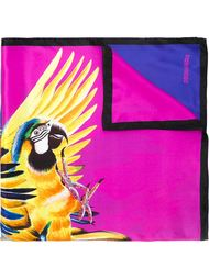 parrot print scarf Dsquared2