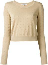 bobble knit sweater Carven