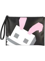 клатч 'Bunny' McQ Alexander McQueen