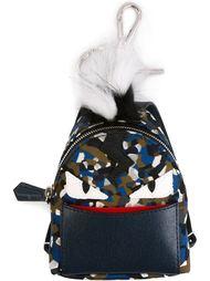 брелок в виде рюкзака 'Bag Bugs' Fendi