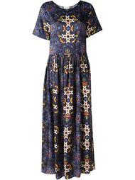 floral print maxi dress Forte Forte