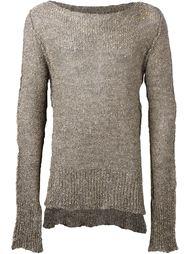 sidetap sweater Cedric Jacquemyn