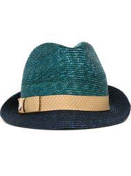 шляпа с тесьмой с узором в горох Jacob Cohen