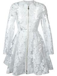 кружевное пальто  Moncler Gamme Rouge