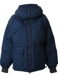 дутая спортивная куртка Stella Mccartney Adidas By Stella Mccartney