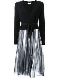платье-кардиган  Muveil