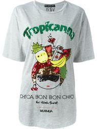 'Tropicanna' T-shirt Mua Mua