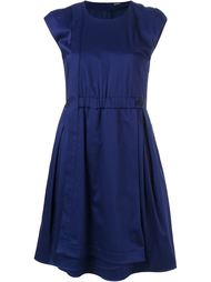 flare dress Jil Sander Navy