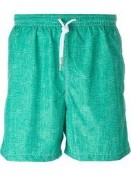 плавательные шорты с джинсовым эффектом Kiton