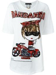 'Bandanna' T-shirt Mua Mua