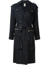 'Fennel' trench coat Thomas Wylde