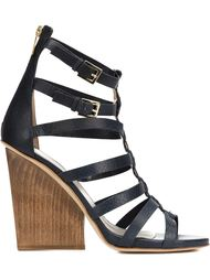 'Kate' strappy wedge sandals Maiyet