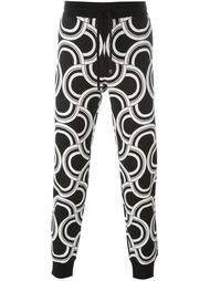 printed jogger pants Dolce & Gabbana