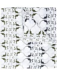 printed scarf Thomas Wylde