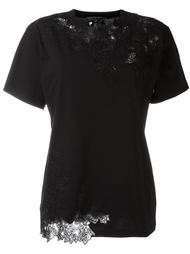 embroidered detail T-shirt Ermanno Scervino