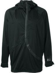 curved zipper jacket Y-3