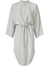 'Kimono arc' shirtdress Maiyet