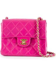 quilted crossbody bag Chanel Vintage