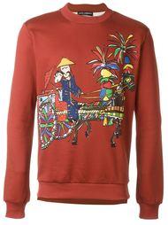 printed sweatshirt Dolce & Gabbana
