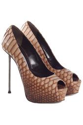 Коричневые Туфли Gianmarco Lorenzi
