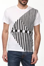 Футболка джерси Karl BY Karl Lagerfeld
