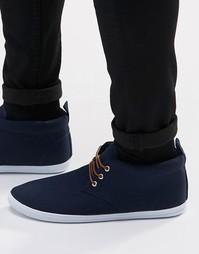 Ботинки чукка ASOS - Темно-синий