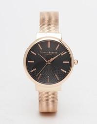 Часы Olivia Burton Hackney - Розовое золото