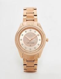 Розово-золотистые часы Armani Exchange Dylan - Розовое золото