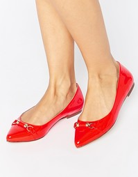 Остроносые туфли на плоской подошве Carvela Moore