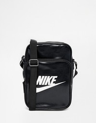 7b51bcdfbb8a Сумка для авиаперелетов Nike Heritage BA4270-019 - Черный