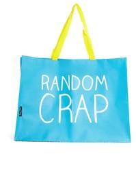 Сумка среднего размера Happy Jackson Random Crap - Синий