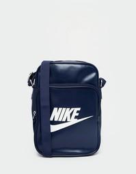 Сумка для авиаперелетов Nike Heritage BA4270‑444 - Синий
