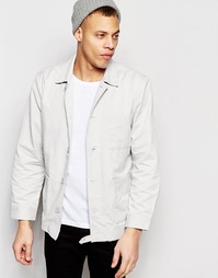 Серая рабочая куртка Waven Mikel - Серый