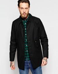 Парусиновая куртка Fat Moose Law - Черный