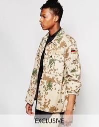 Куртка в стиле милитари Reclaimed Vintage - Бежевый