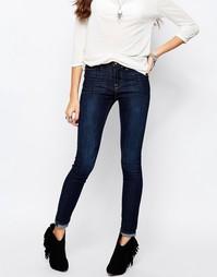 Зауженные джинсы Esprit - Темный синий