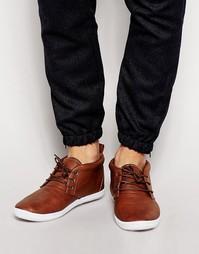 Ботинки чукка ASOS - Рыжий
