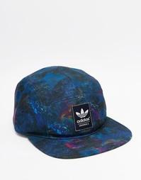 5-панельная кепка Adidas Originals - Синий
