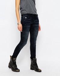 Зауженные джинсы с классической талией G-Star Elwood 5620