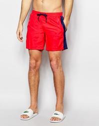 Красные шорты для плавания Bjorn Borg - Красный