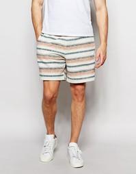Трикотажные шорты с узором Hollister Beach To Street - Oatmeal
