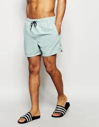 Классические шорты для плавания Selected Homme - Серый