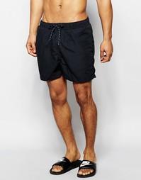 Классические шорты для плавания Selected Homme - Черный