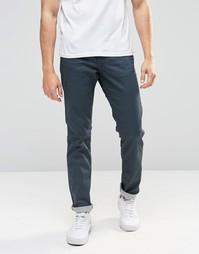 Темные джинсы слим цвета индиго Levi's Line 8 Jeans 511 - After dark