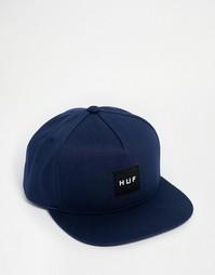 Бейсболка с логотипом HUF - Синий