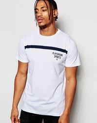 Классическая футболка Playground - Белый